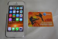 携帯電話 プリペイドカード