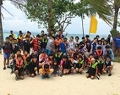 夏休みジュニアキャンプ セブ島英語漬けジュニアキャンプ